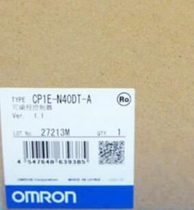 CP1E-N40DT-A PLC Module well tested working