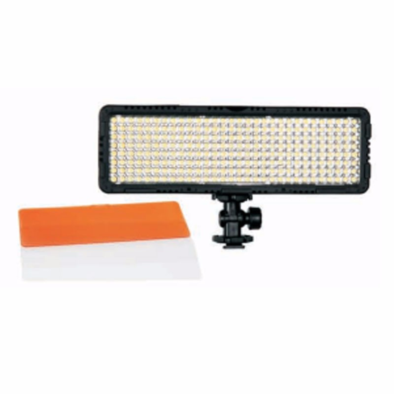 NanGuang CN-LUX2400 100V-240V 3200K/5600K LED Video Light Lamp For Canon Nikon Sony Camera DV Camcorder nanguang cn lux2400 100v 240v