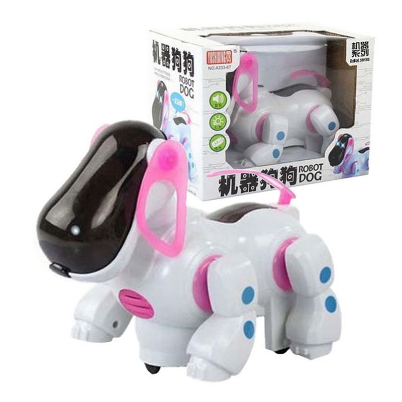 New Electric Universal Robot Dog