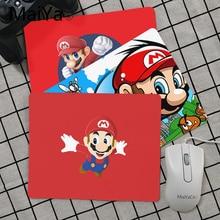 Mouse-Mat Writing-Pad Desktops Anime Super-Mario Maiya Smooth Mate Beautiful High-Quality