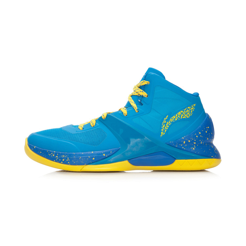 Li-Ning Men Wade Professional Basketball Shoes Cushioning Breathable Lace-Up Sneakers Sport Shoes LiNing ABAL013 XYL061