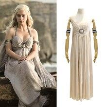 Galleria game of thrones daenerys dress all Ingrosso - Acquista a Basso  Prezzo game of thrones daenerys dress Lotti su Aliexpress.com 93af69d0110