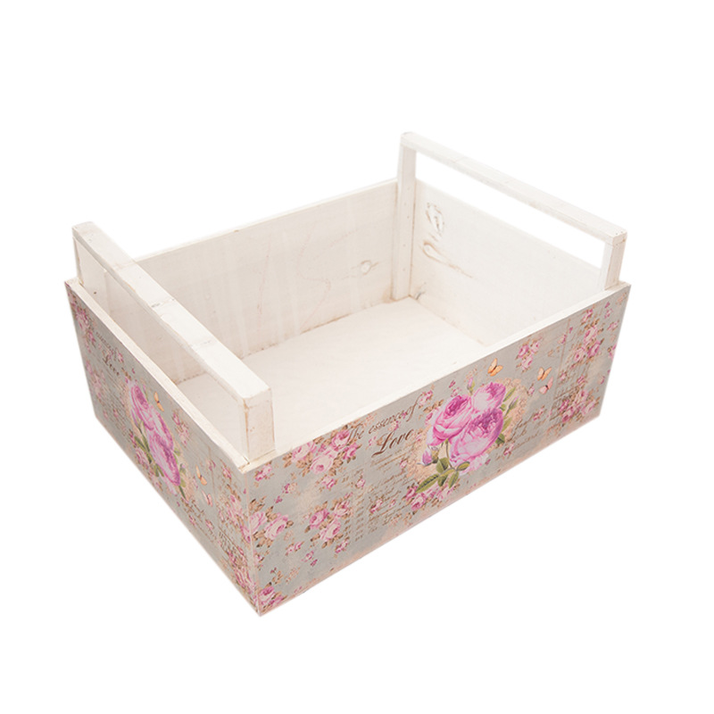 Newborn Photography Retro Printing Drawer Basket Props Baby Photographer Photo Shoot Posing Accessories Infant fotografia Props брюки dorothy perkins dorothy perkins do005ewzvf85