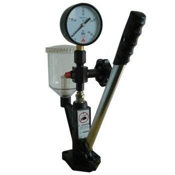 S60H Test Stand untuk Bahan Bakar Diesel Injector dan Nozzle