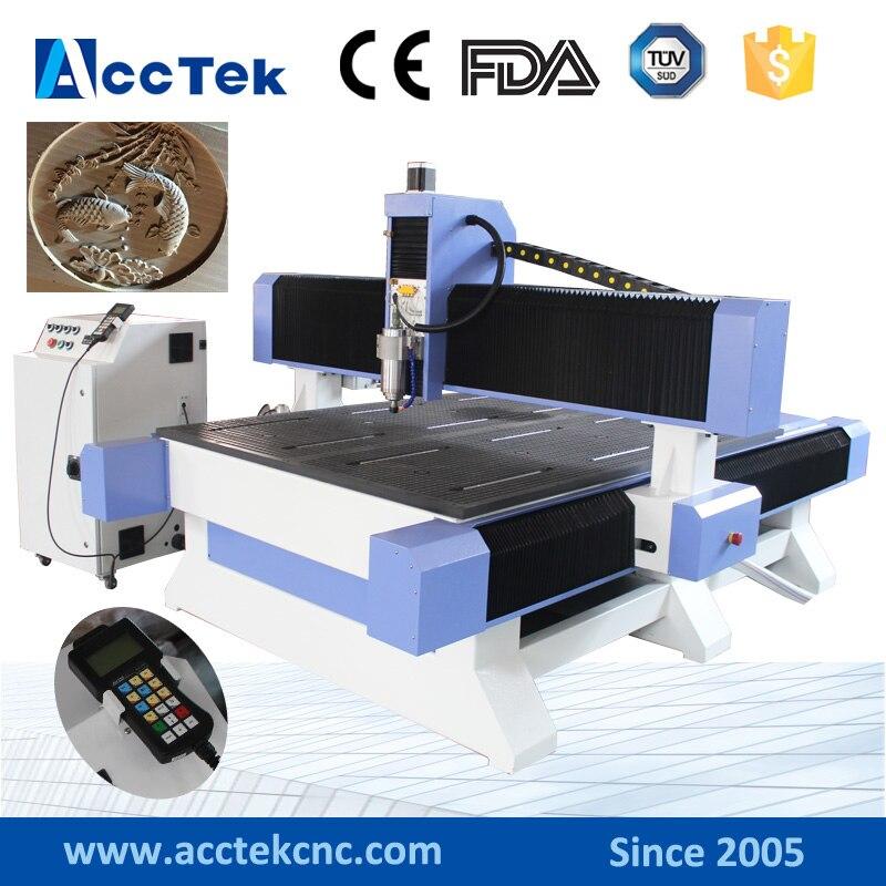 High Performance AKM1325 Woodworking Machines China Wood Door Making Machine 4*8 Feet