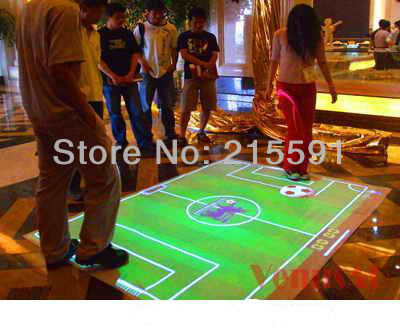 Special  promotion for interactive  projector with 40 Interactive effects for children games etc free fast shipping