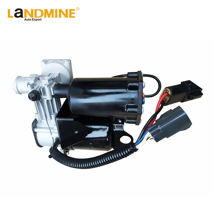 Free Shipping Discovery 3 LR3 & LR4 & Sport SUV Air Suspension Air Compressor Air Ride Pump LR023964 LR010376 LR011837