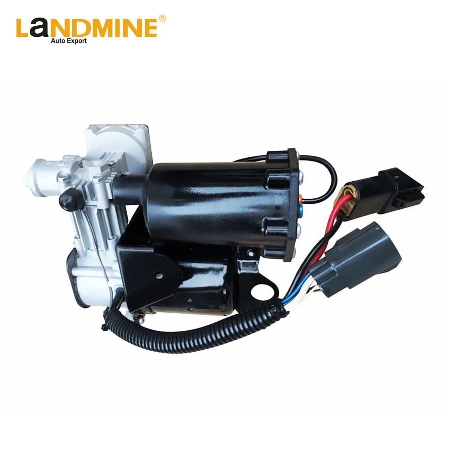 Spedizione Gratuita Discovery 3 LR3 & LR4 & Sport SUV Pompa Compressore D'aria Air Ride Sospensioni Pneumatiche LR023964 LR010376 LR011837