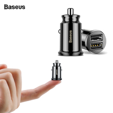 Baseus Dual USB Car Charger 3.1A Fast Car Charging Auto Char