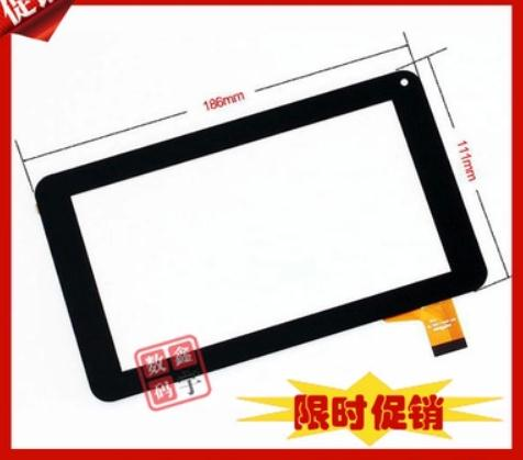NEW 7 Touch For CUBE U25GT Dual Core Digma iDjD7 FM700405KA SG5351A-FPC-V0 TPT-070-179D FX Y7Y007(86V) ZHC-059B