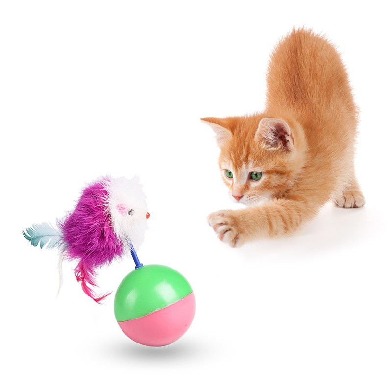 Hot Soft Rubber Cat Toy Bite Resistant Cut Mouse Style Faux Fur Plastic False Mouse Cat Toys Best Pet Toy
