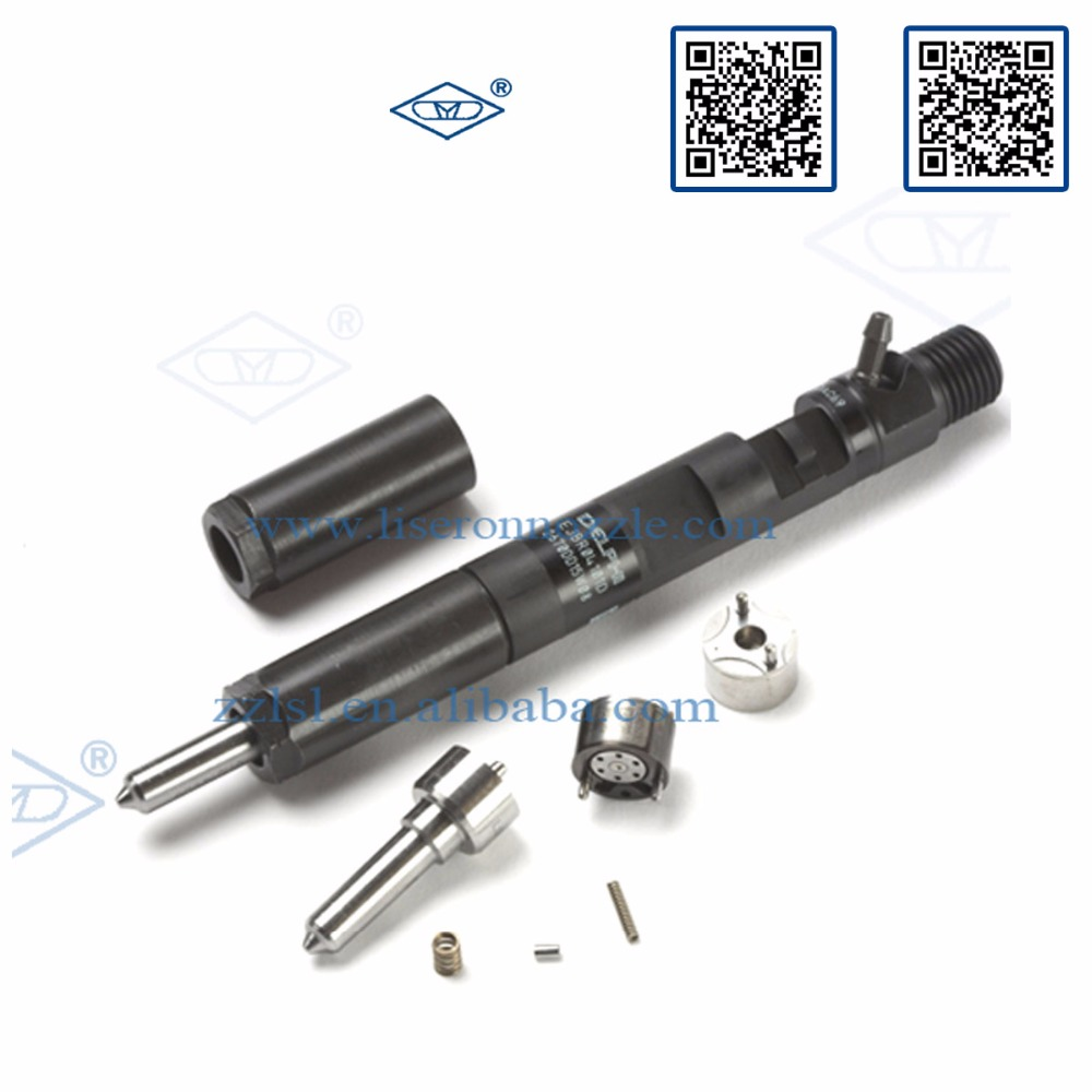 ERIKC EJBR06101D  Common rail diesel injector EJB R06101D and injector 6101D
