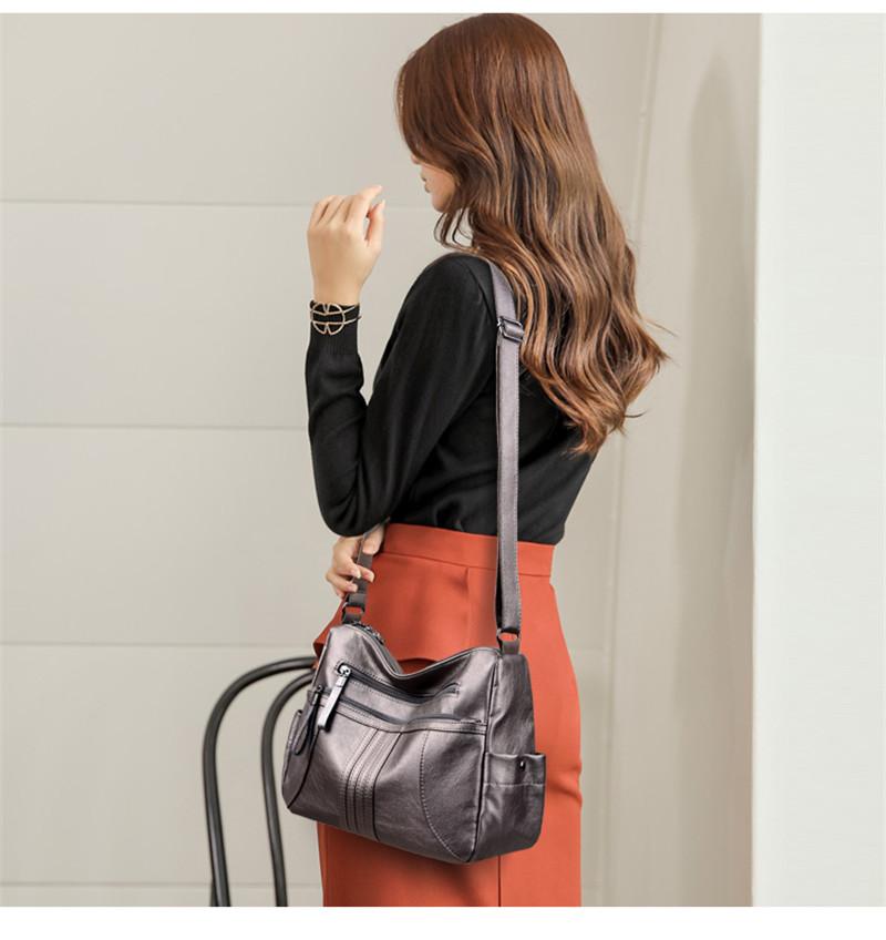 Brand Female Soft Bag 10