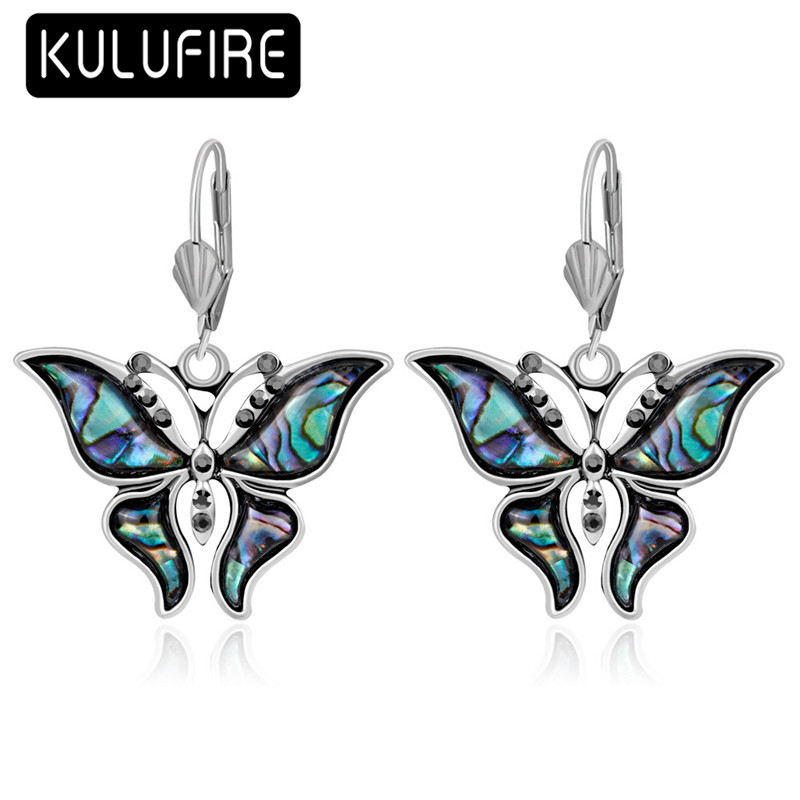 KULUFIRE animales statement earrings pendientes piedras naturales joyas gorjuss pending dangle earrings licorne boucle oreille