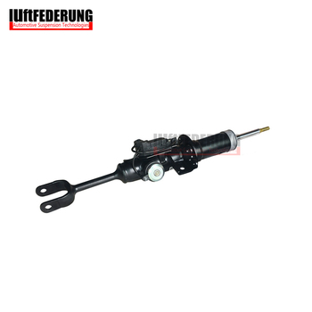 Luftfederuhhng 2008 New Right Front Damper EDC Suspension Shock Absorber Damping Spring Ride Fit BMW F01 F02 750Li 37116796926 image