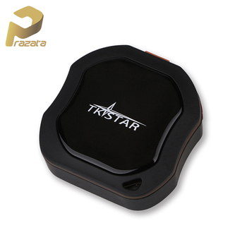 TKSTAR Mini GPS Tracker Waterproof IP65 Voice Monitor Car GSM Locator Crawler Realtime Tracking SOS Call Lifetime Free Software image
