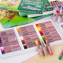 50 kolory olej pastele uczeń Graffiti długopis do malowania dziecko dziecko Graffiti kolorowanie miękka kredka biuro szkolne materiały malarskie tanie tanio Pastelowe oleju Zestaw 12 16 25 36 50 color