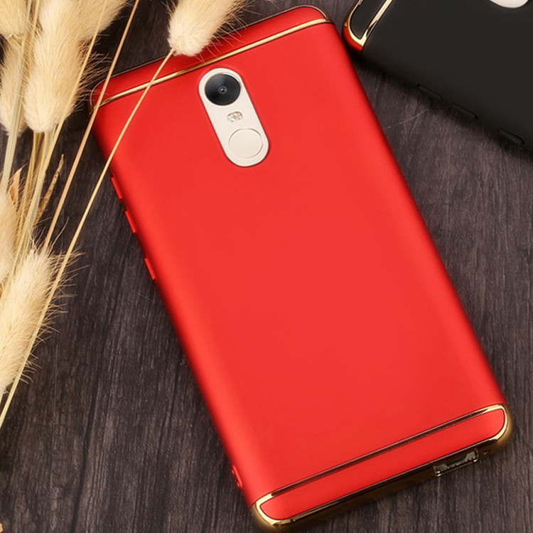 buy online 001d9 cba4f US $3.15 |For Xiaomi Redmi note 4/note 3note 2/3/3s 3Prime/4A/4Prime Metal  Plating Frame Hard Protective Case For Xiaomi 6 Mi6 Phone Case-in Phone ...