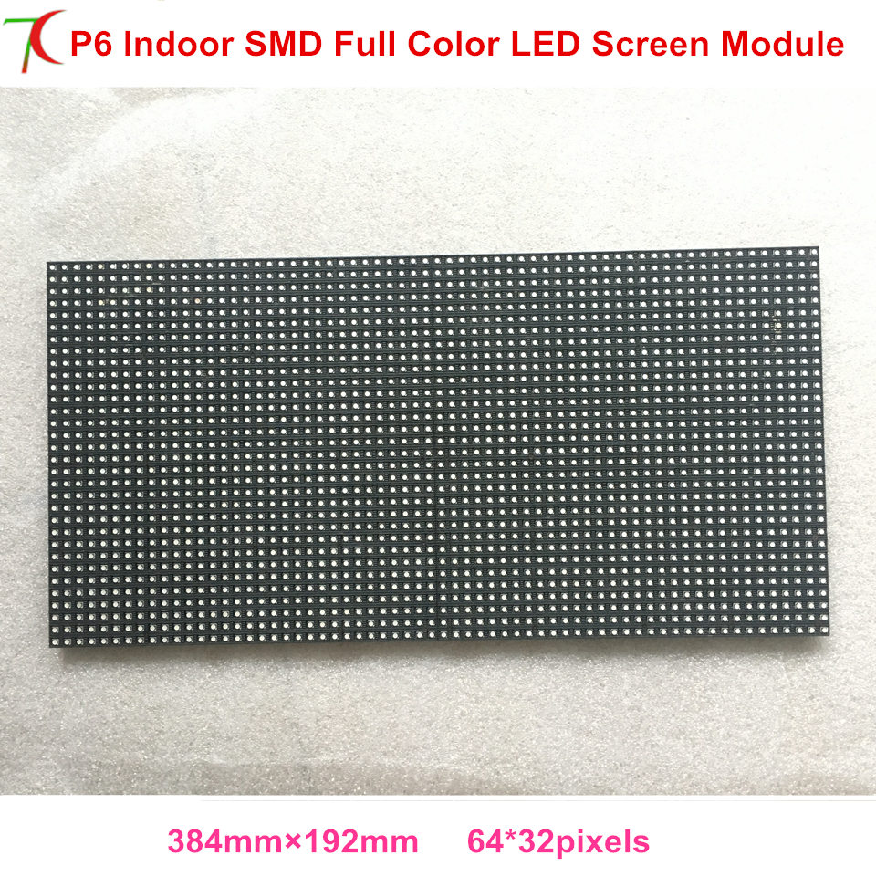 3 In 1 Smd3528 Indoor Video Led Display Module Advertising Scroll Display Led Screen Panel