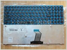 Für LENOVO V570 V570C V575 Z570 Z575 B570 B570A B570E B570G B575 B575A B575E B590 B590A Russisch RU laptop-tastatur Blue box