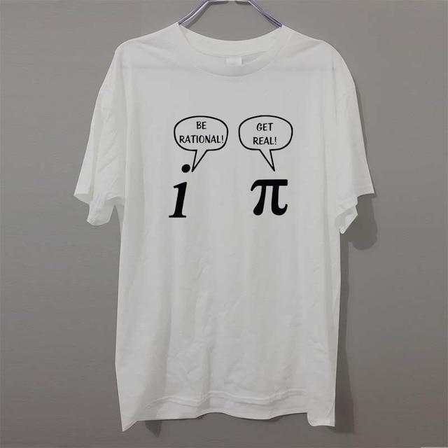 夏のスタイルが合理的な、取得! 数学科学オタクおかしいジョークしゃれパイ Tシャツトップスおかしいギフト Tシャツの Tシャツシャツ