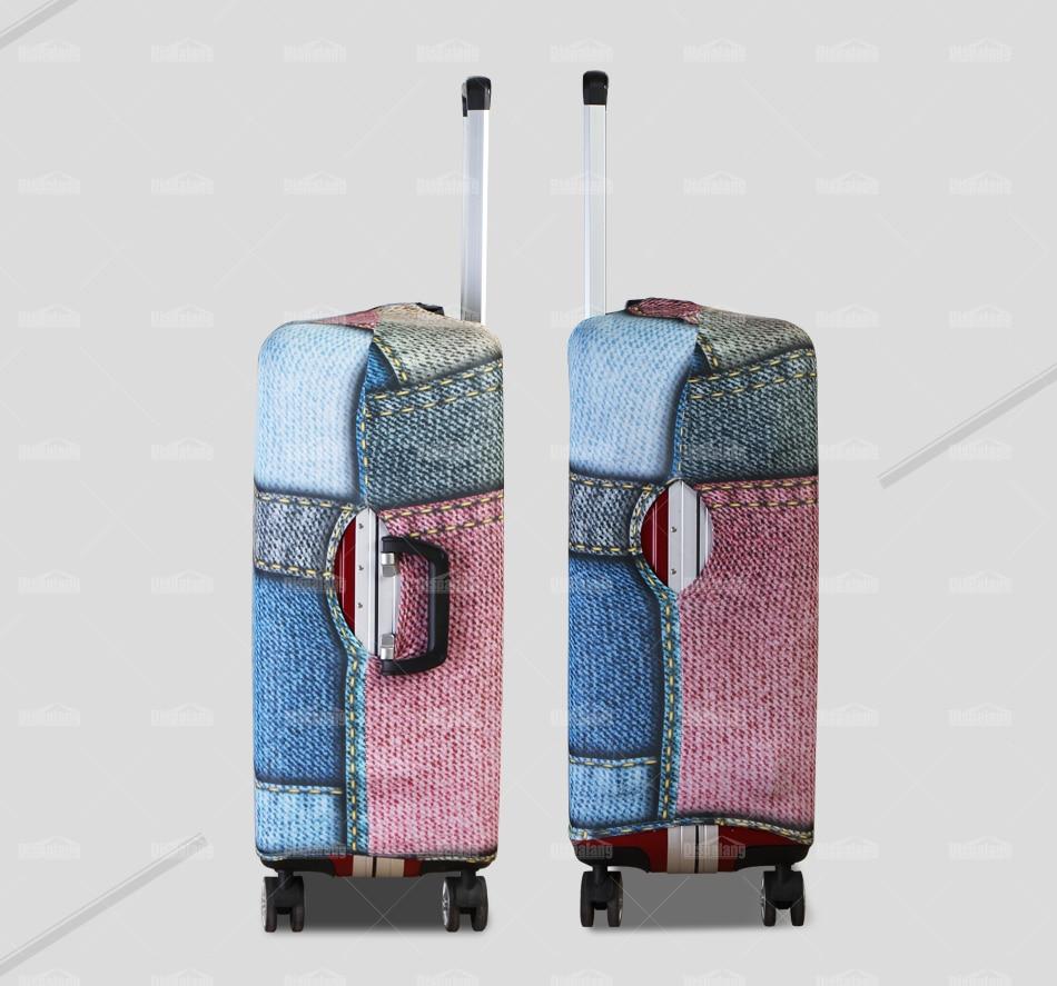 Funky Imprimé Zèbre 2 roues pliant Essentiel Shopping Trolley bagages sac