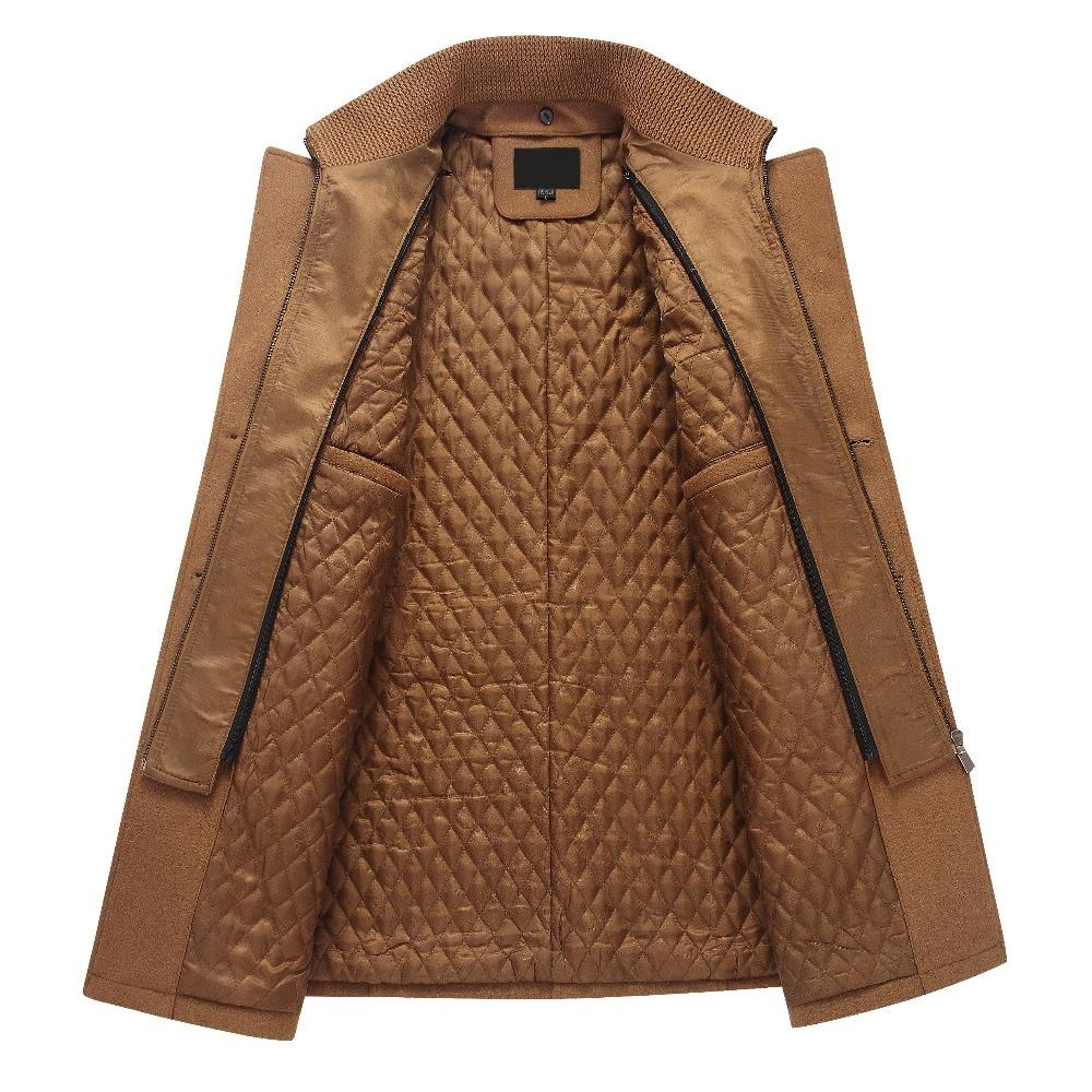 HTB1b8l1aELrK1Rjy0Fjq6zYXFXaj New Winter Wool Coat Slim Fit Jackets Mens Casual Warm Outerwear Jacket and coat Men Pea Coat Size M-4XL DROP SHIPPING
