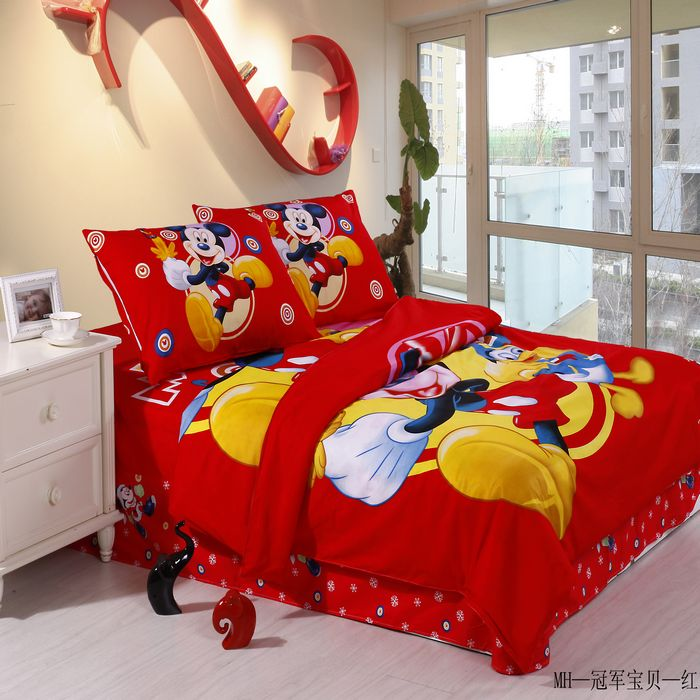Compare Prices on Mickey Mouse Bedding- Online Shopping/Buy Low ...