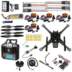 Full set diy fpv drone kit s600 4 axis aerial quadcopter pix2 4 8 flight control.jpg 250x250