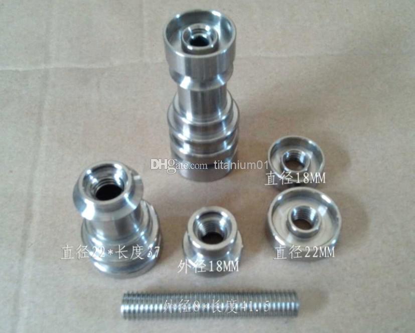 Großhandel Universal Domeless Titanium Nail 14 & 18 - Haushaltswaren - Foto 3