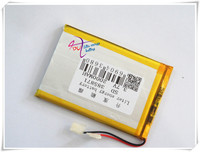 3.7V lithium polymer battery 385871 2000mAh PSP tablet PCs and other mobile power products Universal Battery