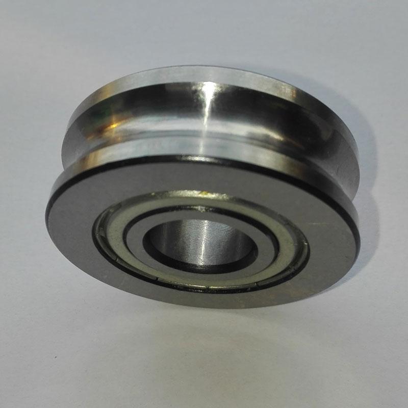 U groove bearing LFR5302KDD double row angular contact ball bearing 1 Piece прогулочная коляска cool baby kdd 6699gb t fuchsia light grey