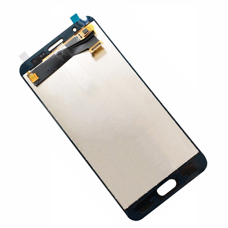 Black For Samsung Galaxy J7 Prime G610 G610F G610K G610L Touch Screen Digitizer Sensor Glass+ LCD Display Panel Monitor Assembly