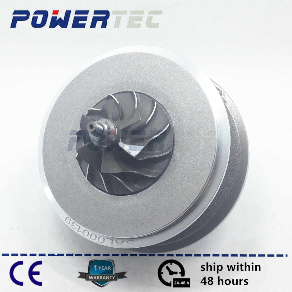 Garrett turbo core GT1749V CHRA turbine cartridge turbocharger for Skoda Octavia Fabia 1.9 TDI - 722730-0001 / 038253010H powertec turbo kit turbocharger turbine cartridge core chra gt1749v for audi a6 1 9 tdi 96kw 717858 038145702j