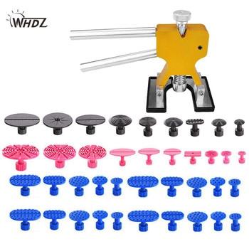 pdr-tools paintless dent repair kit car tools for auto repair remove dents Hand Tool Set PDR Toolkit Ferramentas pdr kit