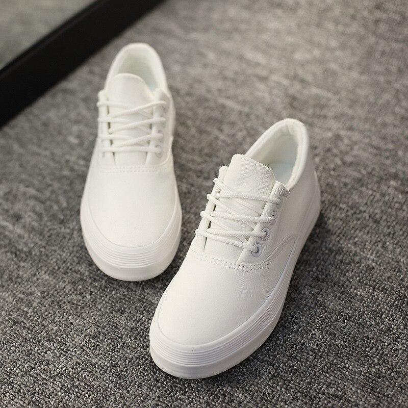 Chaussures blanches décontracté légères de sports d'absorption de choc respirantes TVD-1-TVD-5