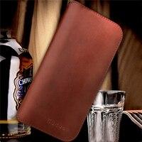 Genuine Leather Case For Coque ASUS ZenFone 4 Max Pegasus 4A ZB500TL Case Wallet Flip Cover