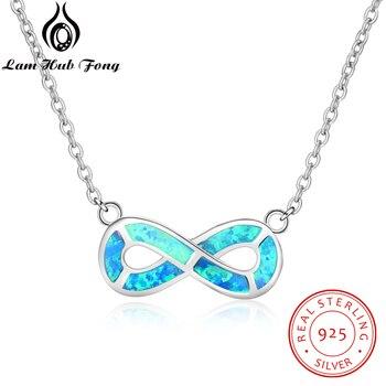 60f69e4e4920 2019 nuevo sector cristales originales de Swarovski Opal gargantilla  collares 925 joyería fina de plata 925 para mujer fiesta de navidad