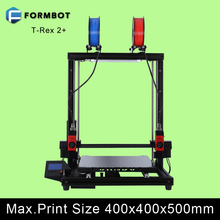 massive print measurement printer 3d printing machine with double extruders