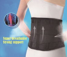 Cn herb Waist protection new belt from the fever waist plate Super breathable Strong support