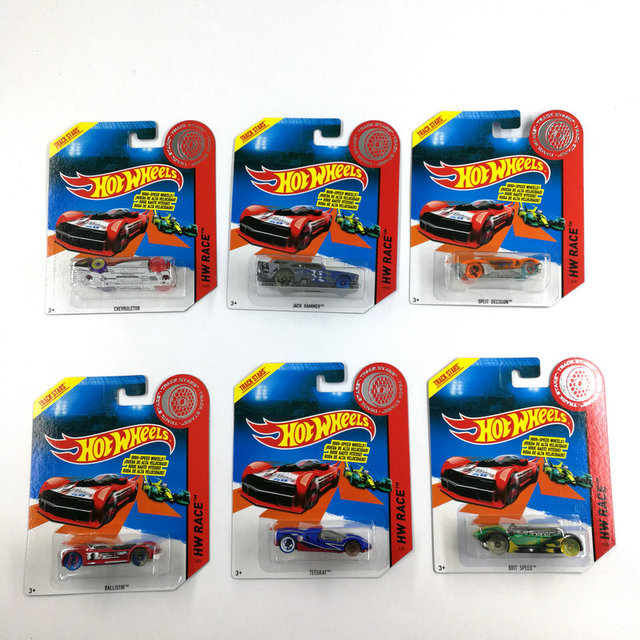 Hot Wheels 1:64 Sport Car Dazzle sports Collective Edition Metal Material Race Car Collection Alloy Car Gift For Kid