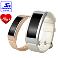 Orginal DF23 Sports Bracelet Smart Band Swimming Waterproof Heartrate Monitor Intelligent Clock SMS Call Reminding Wristband