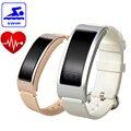 Orginal DF23 Sports Pulseira Banda Inteligente Pulseira Monitor de Freqüência Cardíaca Relógio Inteligente Chamada SMS Lembrando de Natação À Prova D' Água