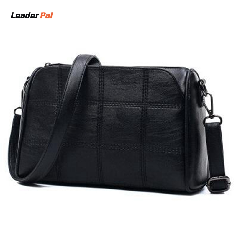 New Fashion Women Casual Shoulder Bag Women Small Tote Messenger Bags Female Mini Crossbody Bags Ladies Vintage Leather Handbags new touch screen 9 6for irbis tz93 tablet touch screen panel digitizer glass sensor free shipping