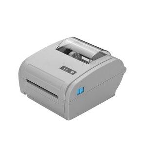 Image 4 - 9210U משולב שולחן העבודה 110mm נייר תרמי מדפסת ברקוד USB BT תווית מדפסת תקשורת ממשק תווית יצרנית