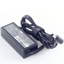 6.5*4.4mm 19.5V 2A 40W Original Laptop Adapter Charger For Sony VGP-AC19V39 VGP-AC19V40 VGP-AC19V47 VGP-AC19V57 PA-1400-06SN