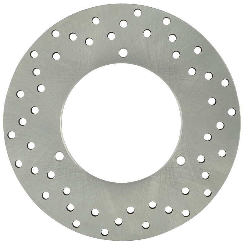 ФОТО Motorcycle Rear Brake Disc Rotor Fit For YP250 Majesty 2000-2007 01 02 03 04 05 06 MBK YP250 98-02 99 00 01 NEW