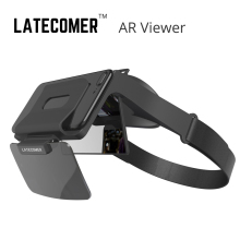 Latecomer AR Viewer Mobile AR 3D smartphone glasses font b virtual b font font b reality