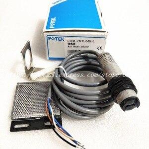 Image 2 - CDM 2MX + MR 1 FOTEK nouveau capteur de commutateur photoélectrique de Type Reflex de miroir non Original
