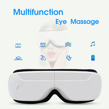 Eye Massager Electric Air Pressure Eyes Massager Instrument Music Eye Health Care Machine Visual Protection Device